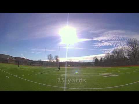 Football at New Providence High School for Christmas GoPro