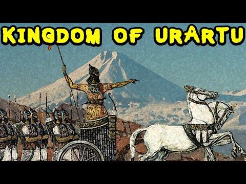 Introduction to the Kingdom of Urartu (Ancient Armenia / Eastern Anatolia)