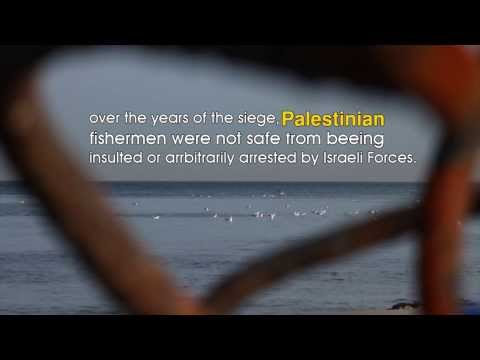 Humanity life in Gaza