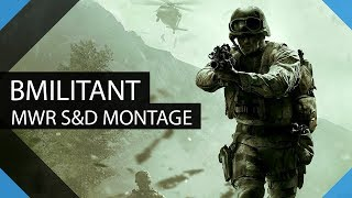 BMilitant - FIGHT! - A Modern Warfare Remastered Montage