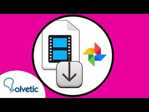 🔄   Cómo DESCARGAR un VIDEO de Google Fotos al celular