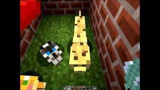 Minecraft Ocelot Evcilleştirme