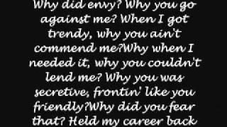 Nicki Minaj - Envy  Lyrics