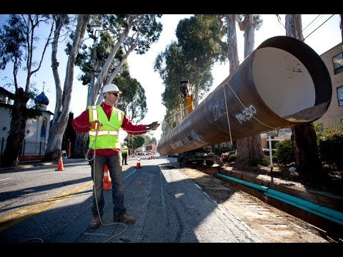Peninsula Pipeline Seismic Upgrade Project