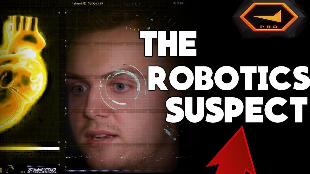 NiKo - The Robotics Suspect (CS:GO)