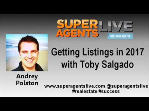 Getting Listings in 2017 with Andrey Poston and Toby Salgado
