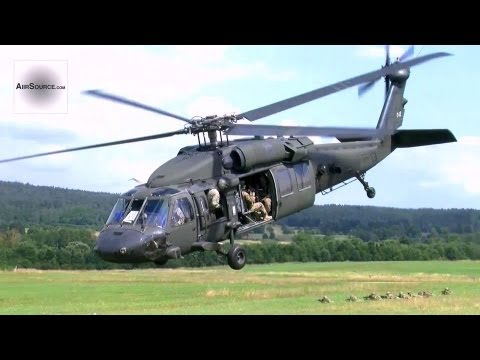 UH-60 Blackhawk - U.S. Army Air Movement Training
