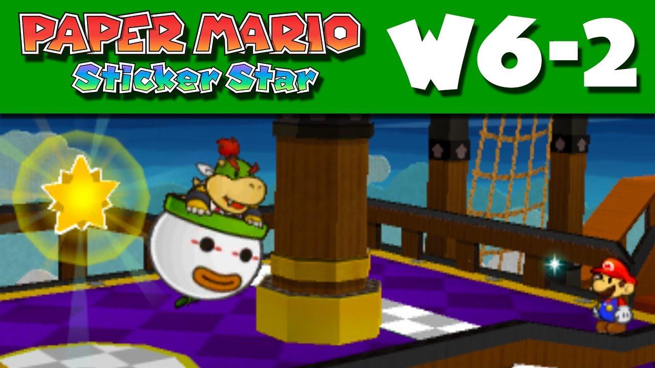 paper mario sticker star 3-12 help Paper mario: sticker star (ペーパーマリオスーパーシール pēpā mario sūpā shīru, lit paper mario: super seal.