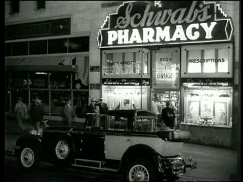 Schwab's Pharmacy of H'wood.mpg