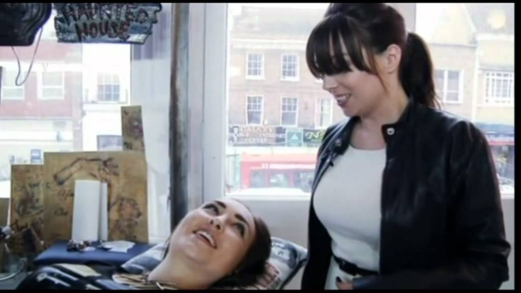 louise hulland live with gabby channel 5 4 tattoos