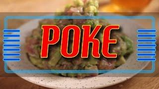 Poke - Hawaiian Fish And Avocado Recipe