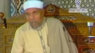 الشيخ الشعراوى - سوره آل عمران - المستغفرون بالأسحار