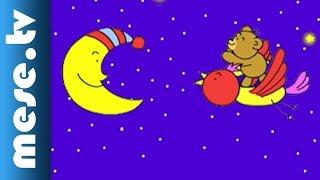 Bartos Erika: Maci a Holdon (rajzfilm egyerekeknek, mese) | MESE TV