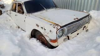 ''ГАЗ 24-Газик №1'' Обзор проекта!
