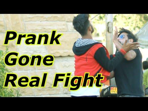 Fight Prank Gone Wrong | Part 2 | Pranks...