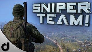 Dayz Epic I Sniper Team! ( Dayz Standalone)