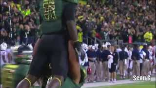 Oregon Ducks Preseason Pump-Up 2013-14