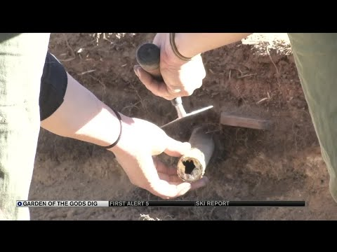 New Archaeological Site Discovered At Garden Of The Gods