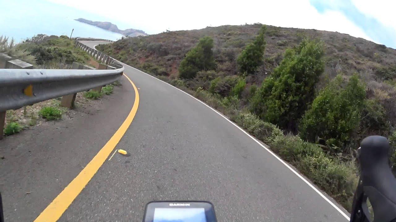 Marin Headlands Descent - FulGaz!!