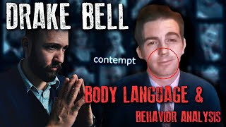 Drake Bell's Contemptuous Body Language is Upsetting Nonverbal Analyst Reacts