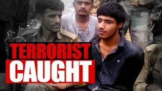 Came into India 12 days ago, says Pakistani terrorist, smiling after capture