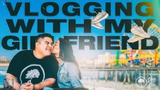 Vlogging with my Girlfriend