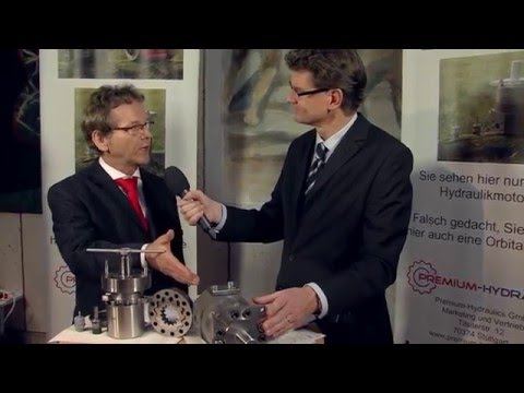 Venture Capital-Pitch: Premium-Hydraulics GmbH stellt sich vor - VC-BW 2016