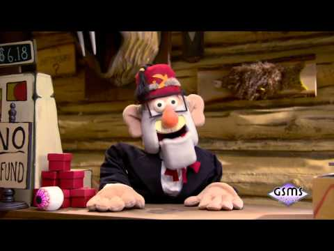 Jar of Eyeballs   Mystery Shack: Shop at Home   Disney XD