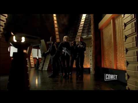 Stargate SG1 - Ba'al Takes Adria (Season 10 Ep. 19) BETTER SOUND