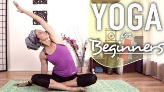 Video Full Body Yoga - 30 Minute Flexibility & Deep Stretch Workout download MP3, 3GP, MP4, WEBM, AVI, FLV Maret 2018