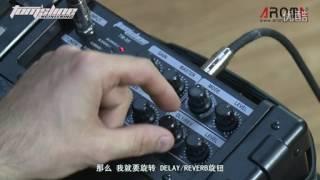aroma tomsline band digital10w speaker tm 05