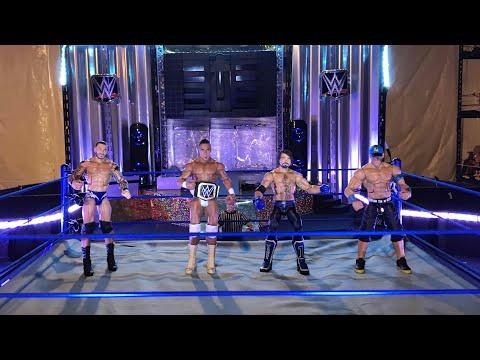 John Cena vs Aj Styles vs Randy Orton vs...
