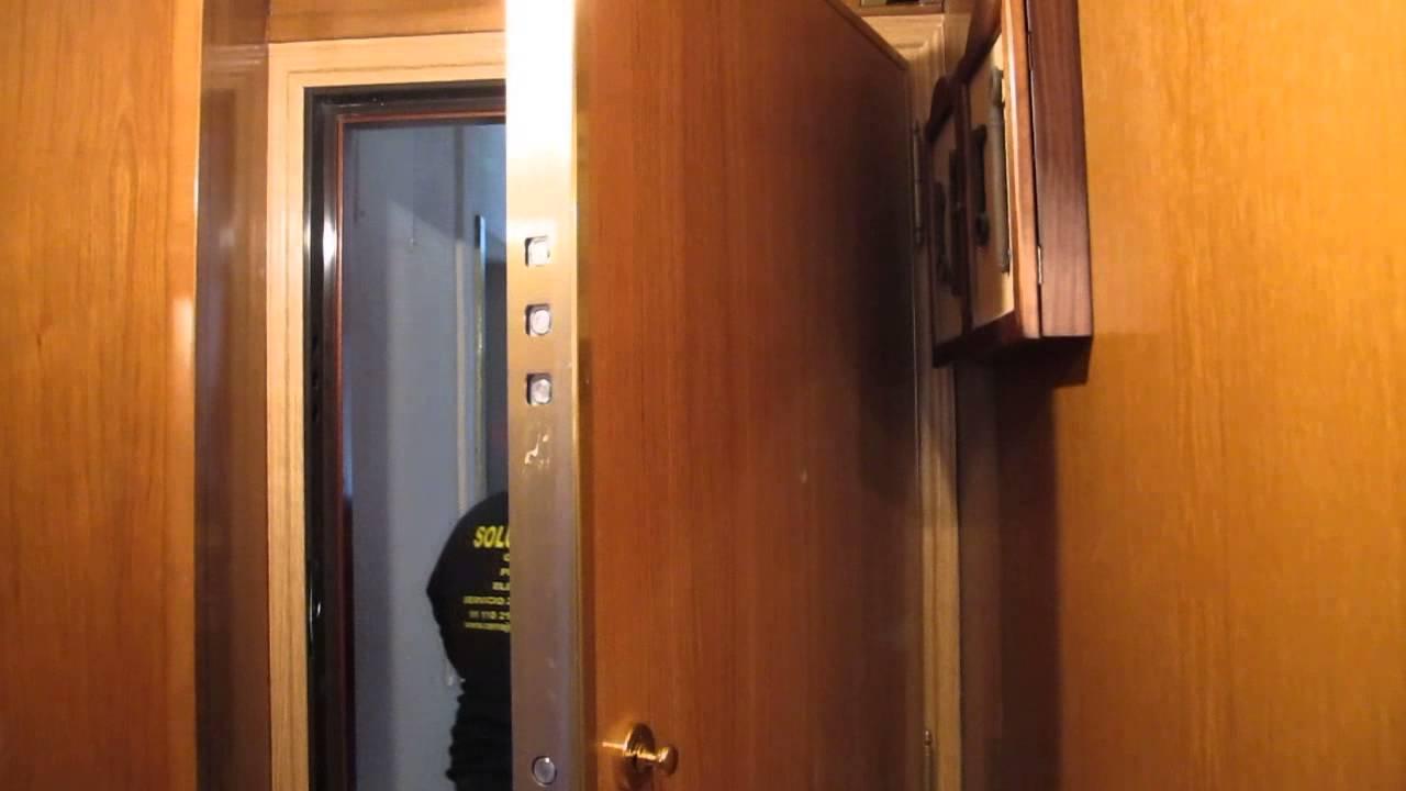 Puertas blindadas a medida madrid great puerta blindada - Puertas blindadas a medida ...