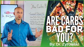 Are Carbs Bad For You   How Much is Enough?