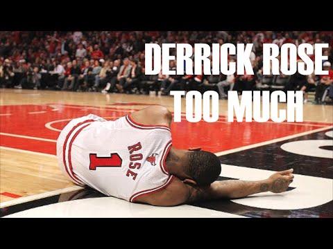 Derrick Rose - Too Much - 2015 Season MIX ᴴᴰ