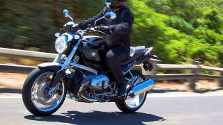 BMW R 1200 R фото-видео обзор
