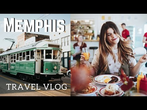 Memphis, TN Travel Vlog // What to do in Memphis