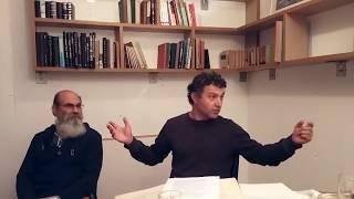 תמורה הלניסטית  מפגש לומדים עם אורן יהי-שלום. שיחה בגליל