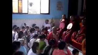bhante Dr.n.ananda maha thero 50th pravja ceremony part 3