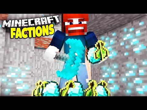 23750 XP + UNENDLICH LOOT - Minecraft Factions #5