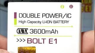 Baterai ZTE Blade Q Lux Bolt E1 Logon