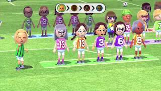 Wii Party U - Team Building  Let's Play ! CMONEY !!