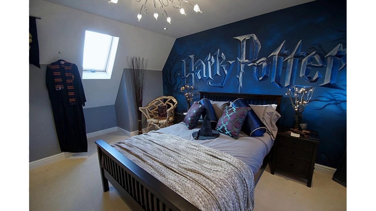 Ideas del sitio de harry potter youtube for Harry potter cuartos decoracion
