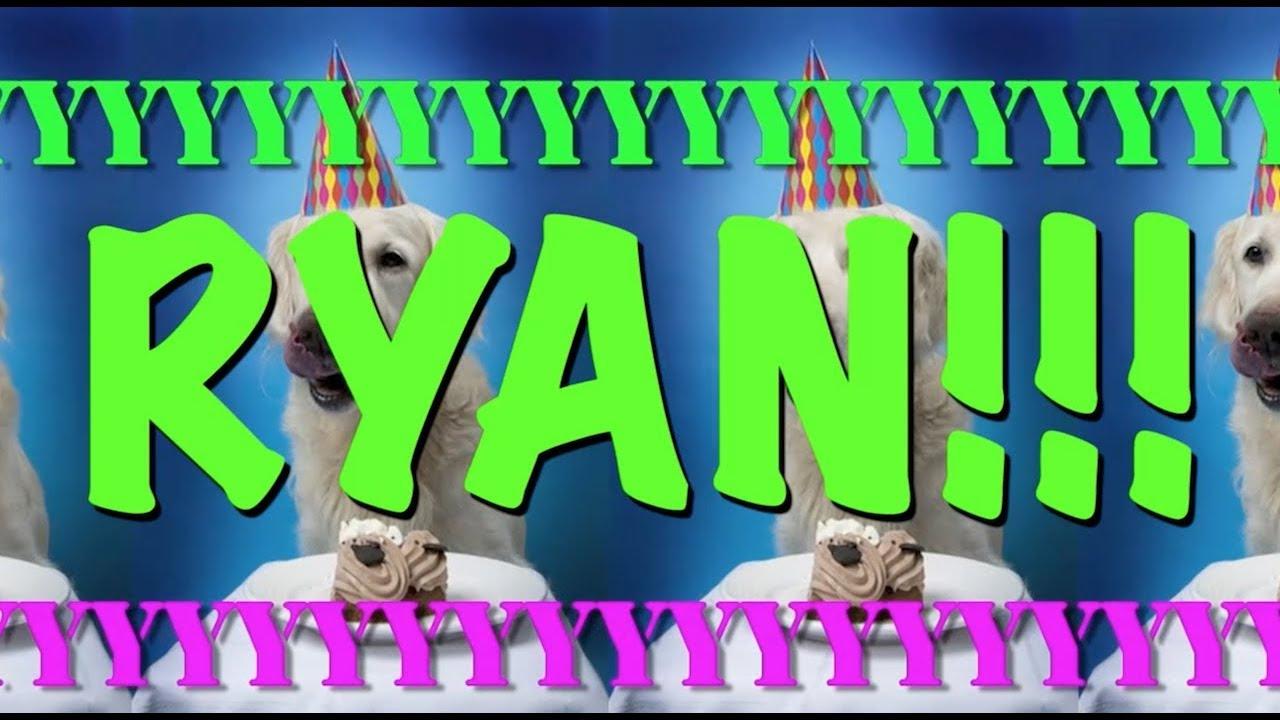 Happy Birthday Ryan Epic Happy Birthday Song Youtube