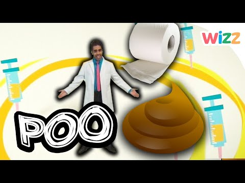 Where Does Poo Come From? Kids Song