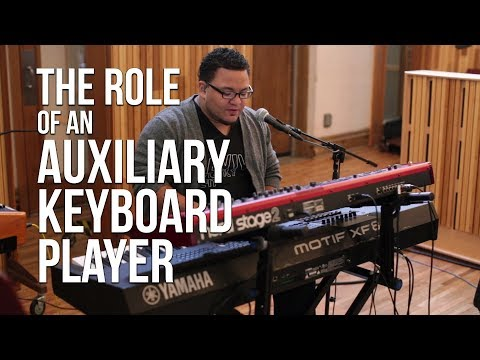 The Role of an Auxiliary Keyboard Player | Worship Band Workshop