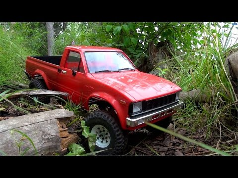 RC ADVENTURES - RC4WD Trail Finder 2 RTR 4x4 Scale Truck (Toyota Mojave Body)