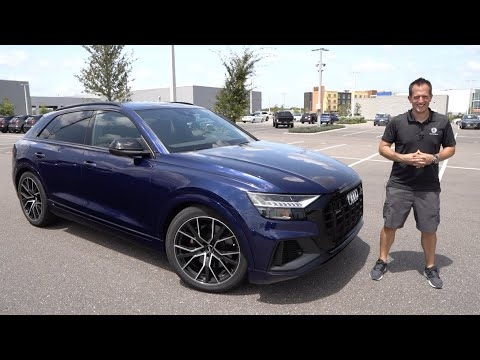 Is the Audi SQ8 a REAL luxury performance SUV?