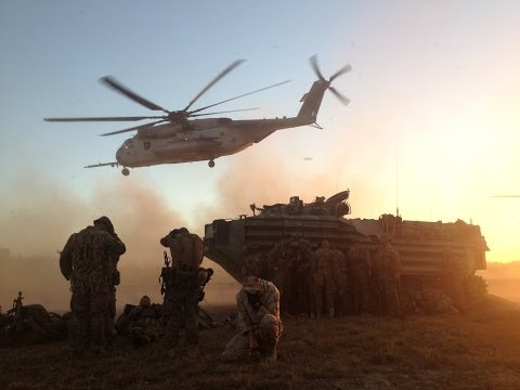 31st Marine Expeditionary Unit ACE Det-18 Fall Patrol 13