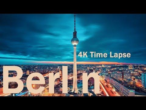 BERLIN - Time Lapse | Hyperlapse 4K